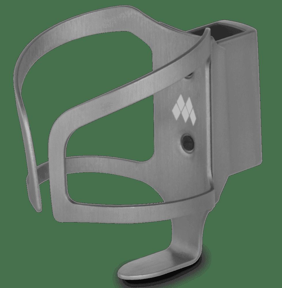 Купить Аксессуары для колясок, MACLAREN держатель для бутылочек Cup Brushed Aluminum