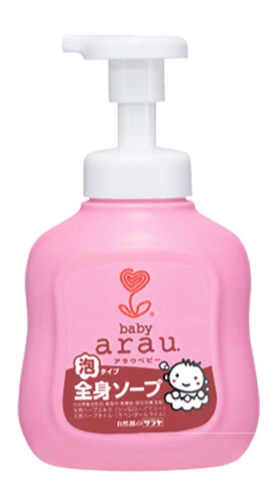 ARAU BABY Гель для купания малышей, 450 ml