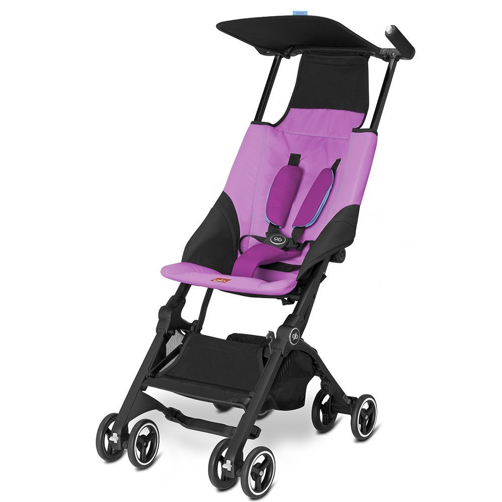 Купить Прогулочные коляски, GB pockit Коляска прогулочная Posh Pink