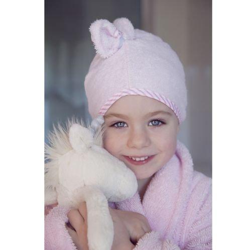 CUDDLEDRY полотенце  для волос Cuddletwist розовый