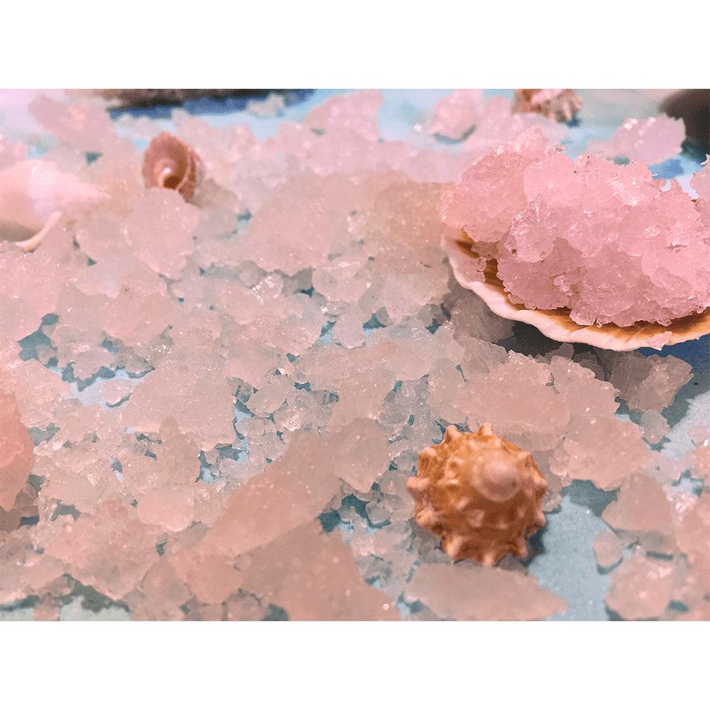 МОРЕ ДОМА нерафинированная садочная морская соль для ванн с льняным мешочком, 1кг от olant-shop.ru