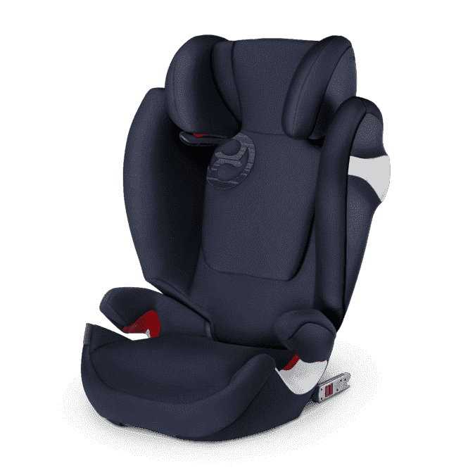 CYBEX Автокресло Solution M-Fix Denim Blue гр. 2/3 ( 15-36 кг)