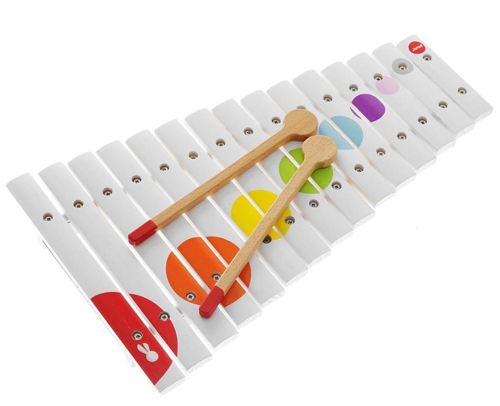 JANOD ксилофон большой 15 нот