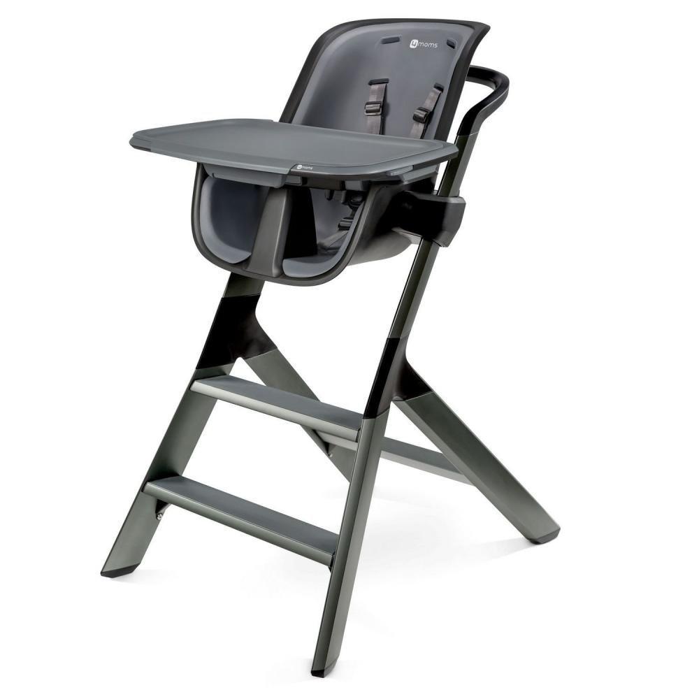 Стульчики для кормления 4MOMS High-chair 240336 household office chair computer chair 3d thick cushion ergonomic chair quality pu wheel high breathable mesh
