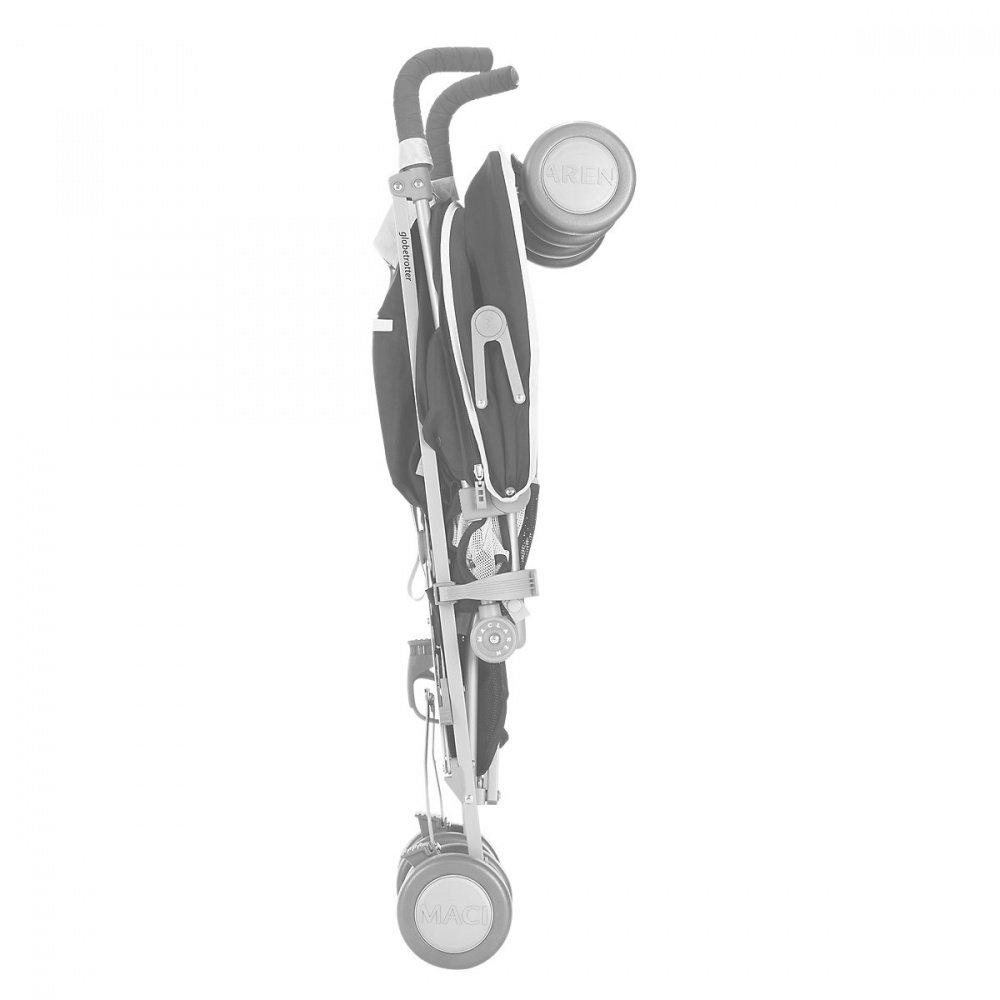 MACLAREN коляска прогулочная GLOBETROTTER Cardinal/White Globetrotter