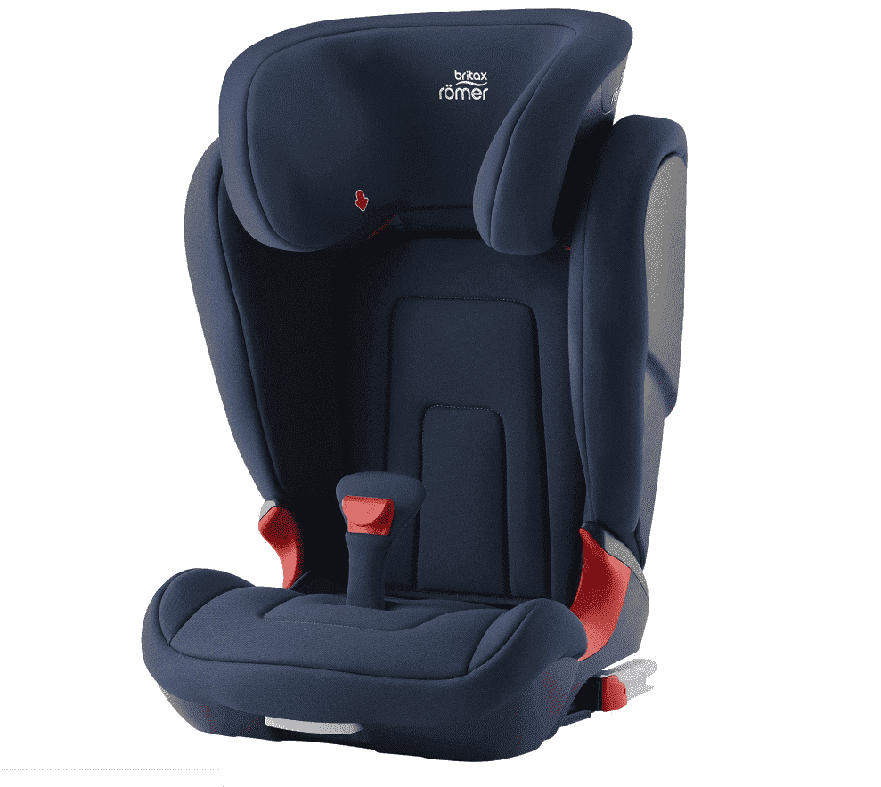 Britax Roemer автокресло KIDFIX2 R Moonlight Blue Trendline
