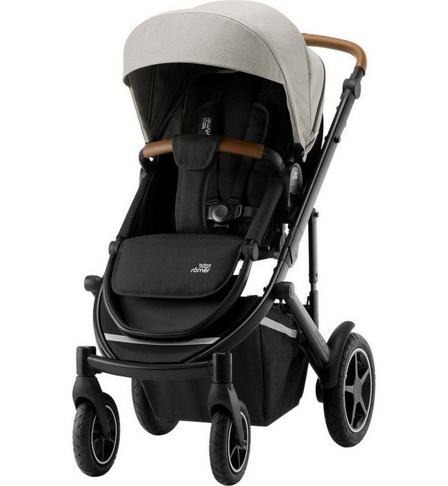 Britax Roemer Коляска прогулочная SMILE III Pure Beige