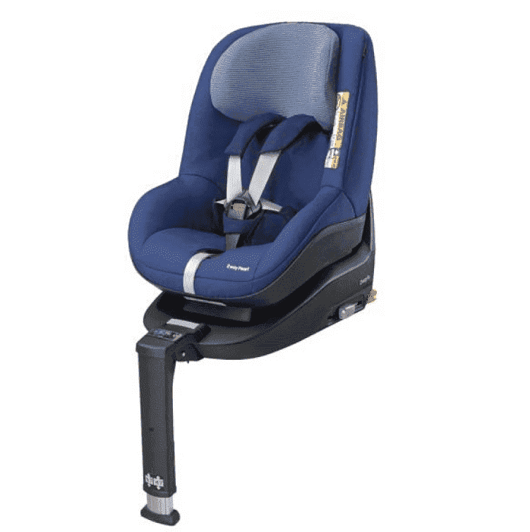 Maxi-Cosi автокресло Pearl 2way River Blue ( 9-18 кг)
