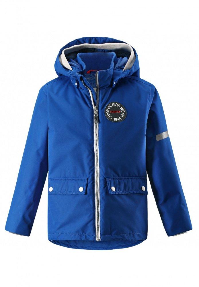 Купить Одежда для весны и осени, REIMA Куртка Reimatec TAAG голубая р.116