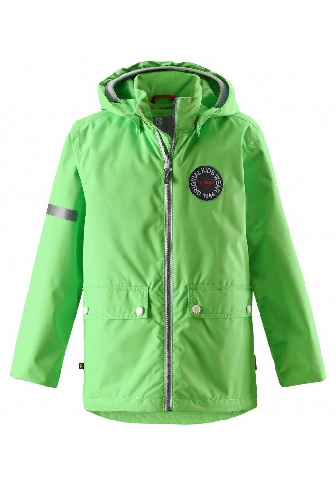 Купить Одежда для весны и осени, REIMA Куртка Reimatec TAAG салатовая р.116