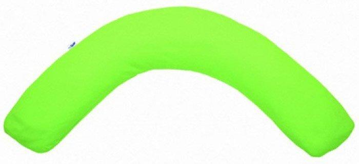 Theraline подушка для кормления 170 см ярко-зелёная