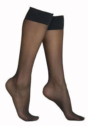 Emma Jane гольфы, цвет черный 70 den