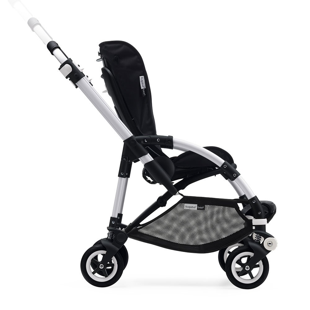 Bugaboo Прогулочная коляска Bee5 complete BLACK/GREY MELANGE Classic Collection