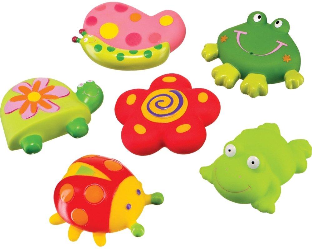 Купить со скидкой HAPPY BABY Набор игрушек для ванной SUMMER ADVENTURE