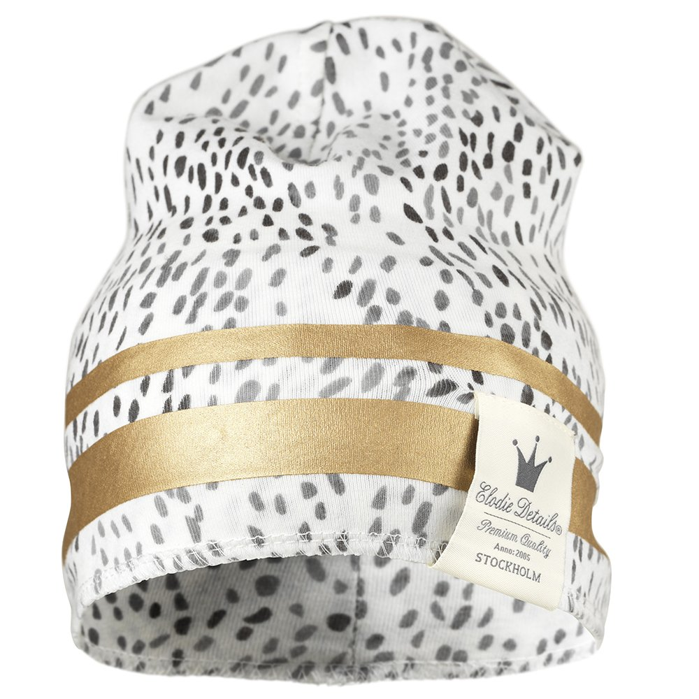 Купить Шапки, варежки, перчатки, ELODIE DETAILS шапка Gilded Dots of Fauna р. 6-12 мес.