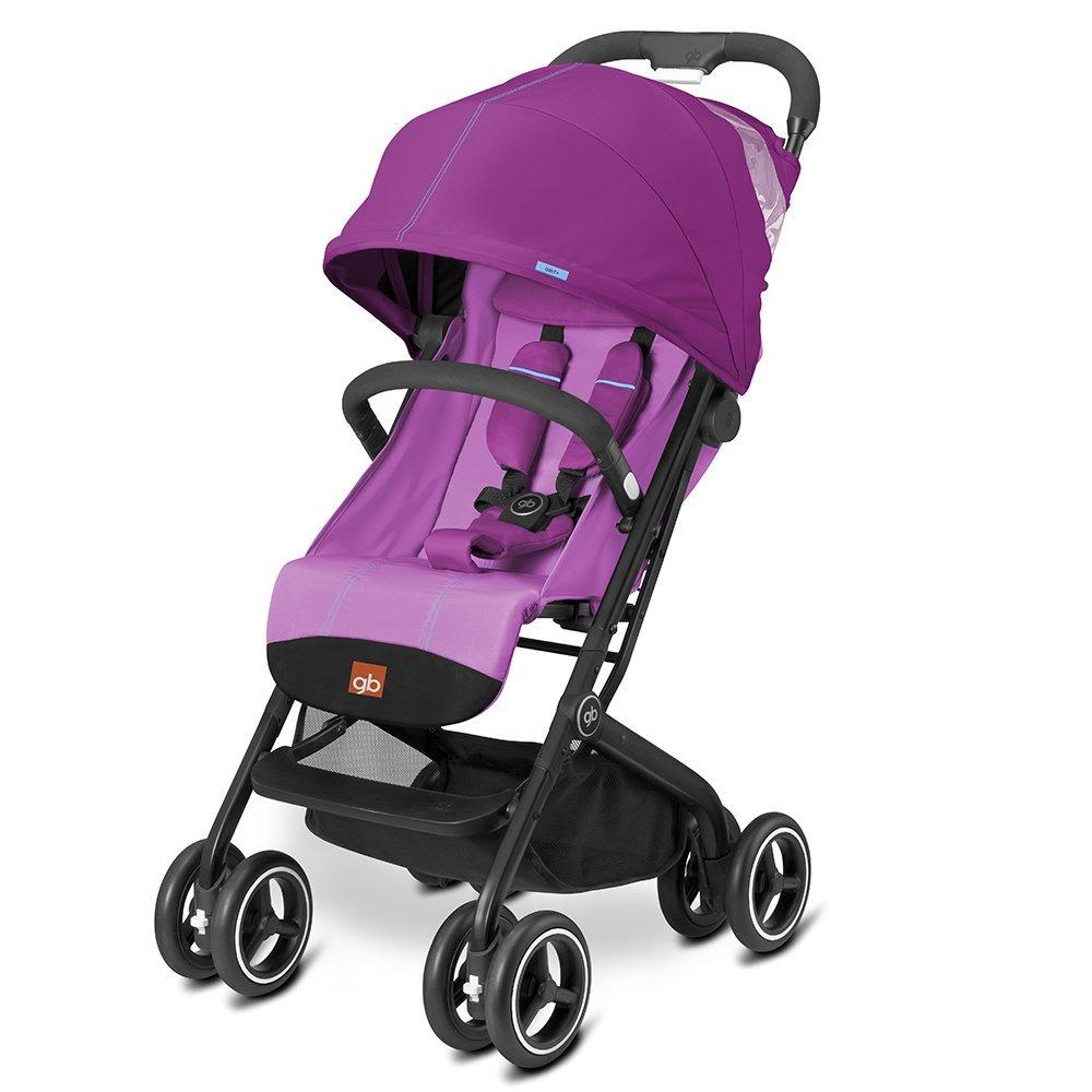 Купить Прогулочные коляски, GB Qbit+ Коляска прогулочная Posh Pink