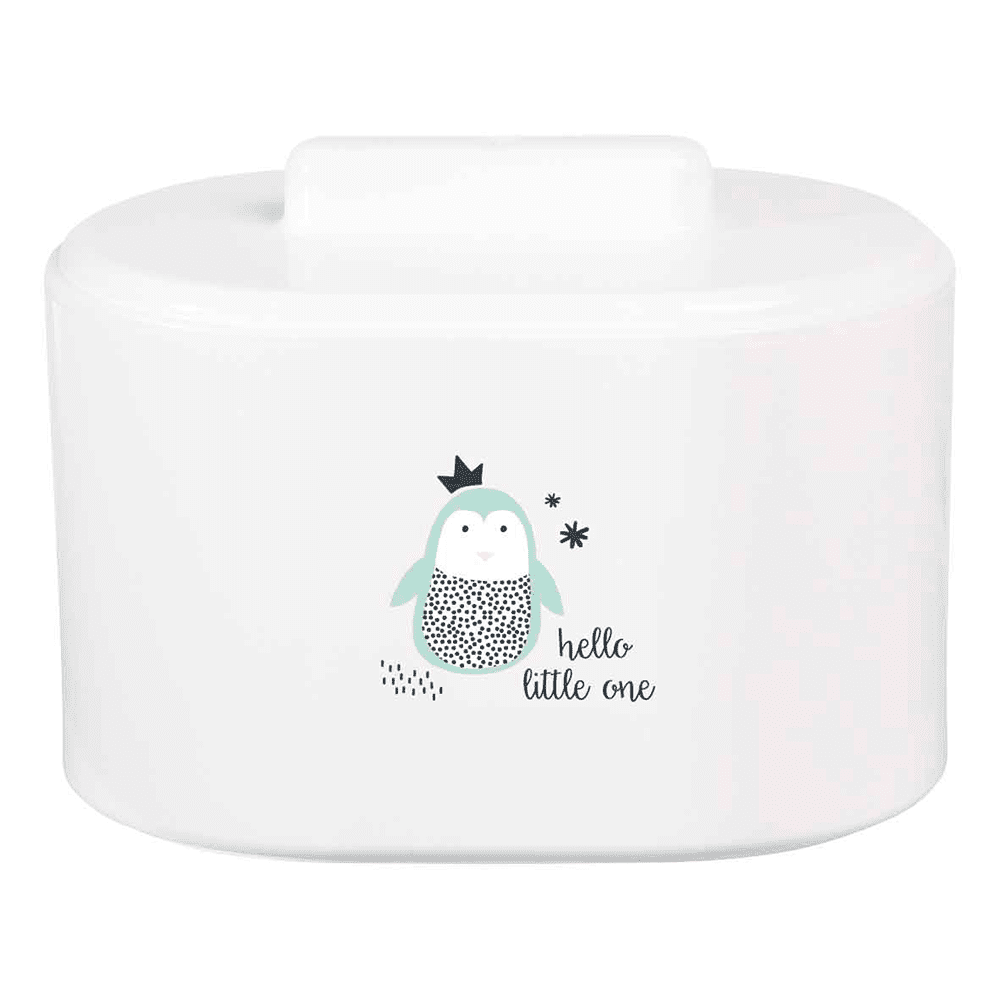 BEBE JOU коробочка пластиковая для гигиенических принадлежностей Привет, Малыш! BEBE JOU коробочка  для гигиенических принадлежностей
