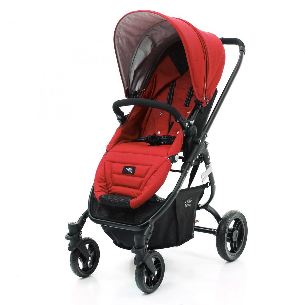 Купить Прогулочные коляски, VALCO BABY Коляска прогулочная SNAP 4 ULTRA / Fire Red