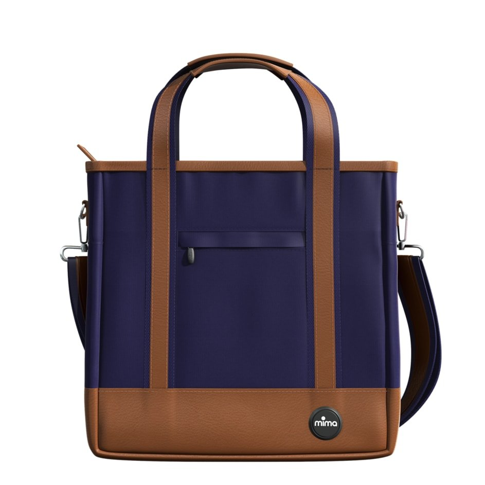 Mima Сумка д/мамы Changing Bag ZIGI Midnight Blue