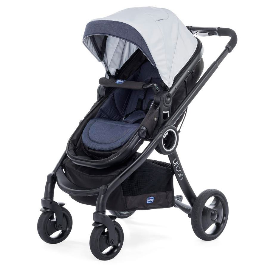 Коляски для новорожденных CHICCO URBAN Plus коляски