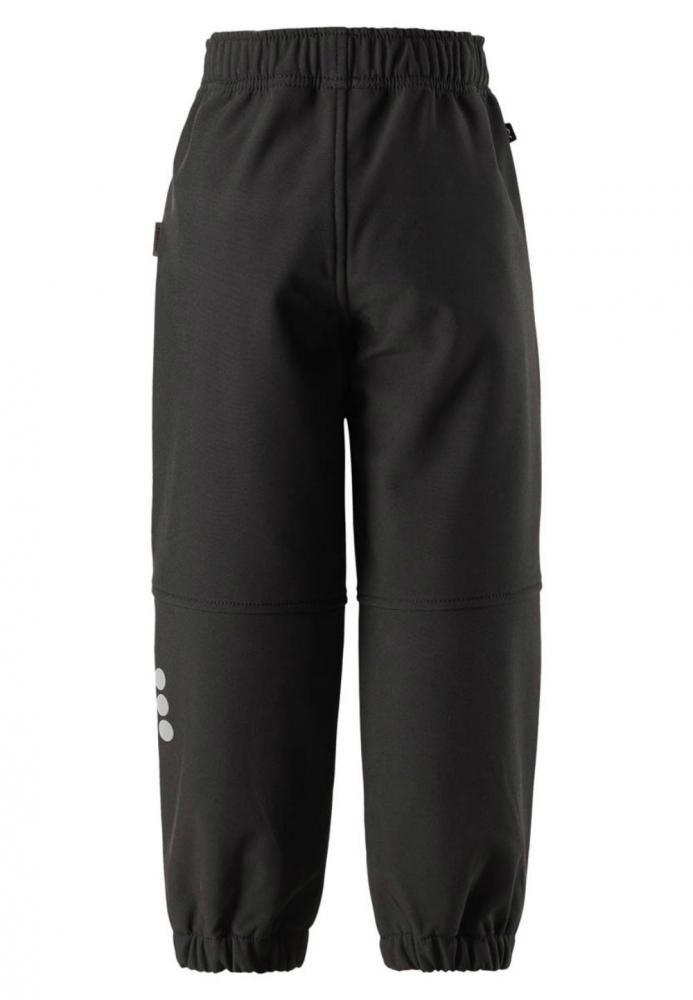 Купить Одежда для весны и осени, REIMA брюки Softshell OIKOTIE черные р.104
