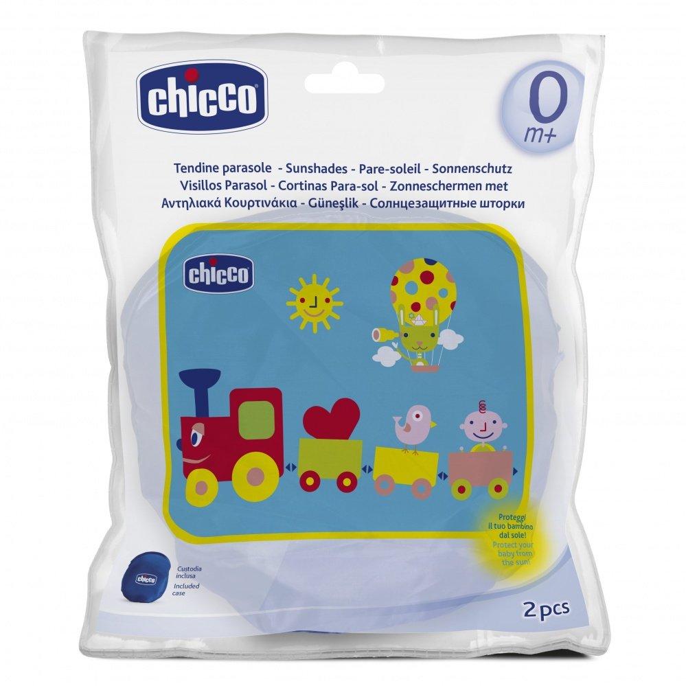 Солнцезащитные шторки, накидки CHICCO chicco защитные шторки для автомобиля safe животные 2 шт