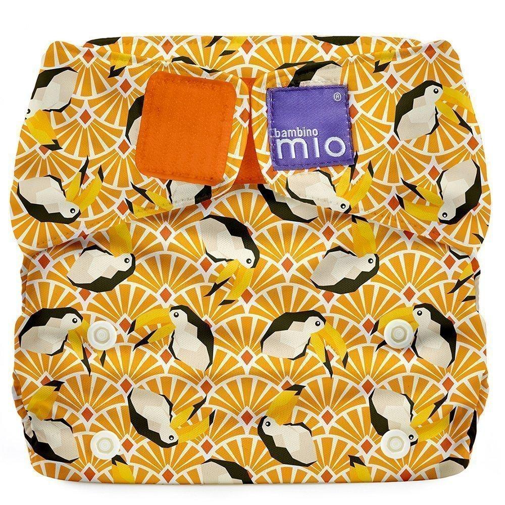 BAMBINO MIO многоразовые Трусики-Подгузник МИО СОЛО цв.ТУКАНЫ