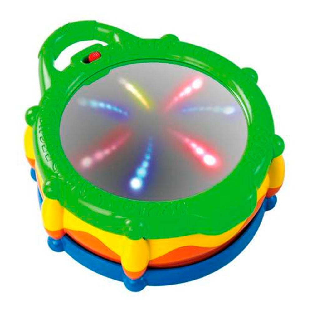 BRIGHT STARTS развивающая игрушка «Барабан» от olant-shop.ru
