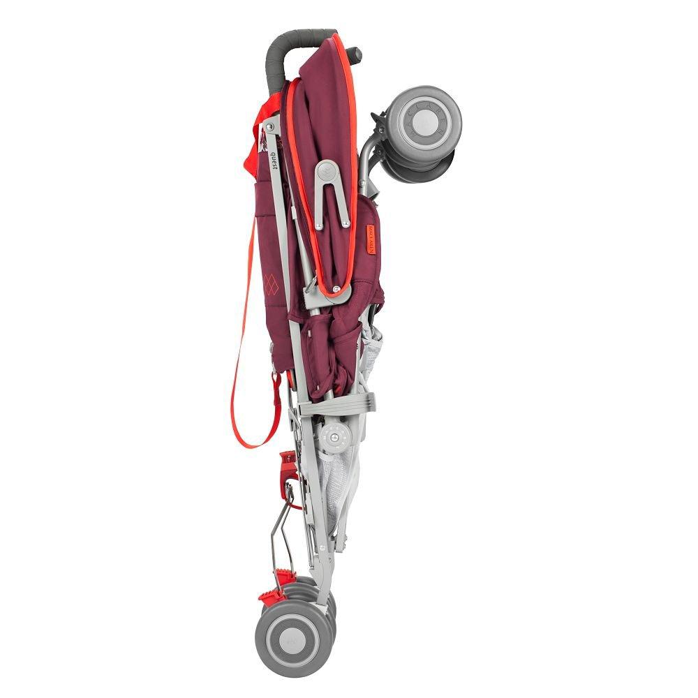 MACLAREN коляска прогулочная QUEST Plum/Marmalade 2016 Quest