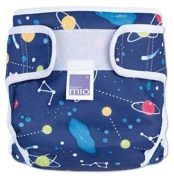 Подгузники и одноразовые пеленки BAMBINO MIO BAMBINO MIO Трусики для закрепления подгузника (7-9 кг) bambino mio трусики для бассейна large 9 12 кг