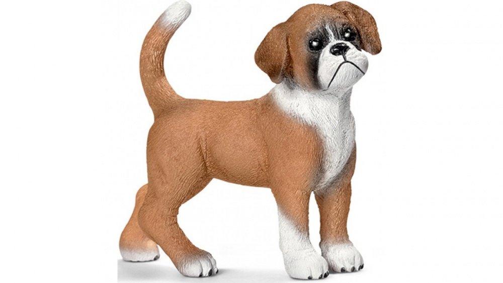 Фигурки животных SCHLEICH сенбернар щенок schleich