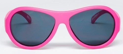 BABIATORS очки солнцезащитные Babiators Original (0-3) Поп-звезда розовые