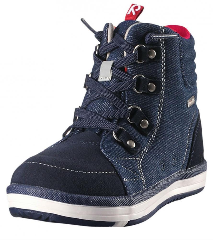 REIMA ботинки водонепроницаемые WETTER Reimatec джинсовые р.33