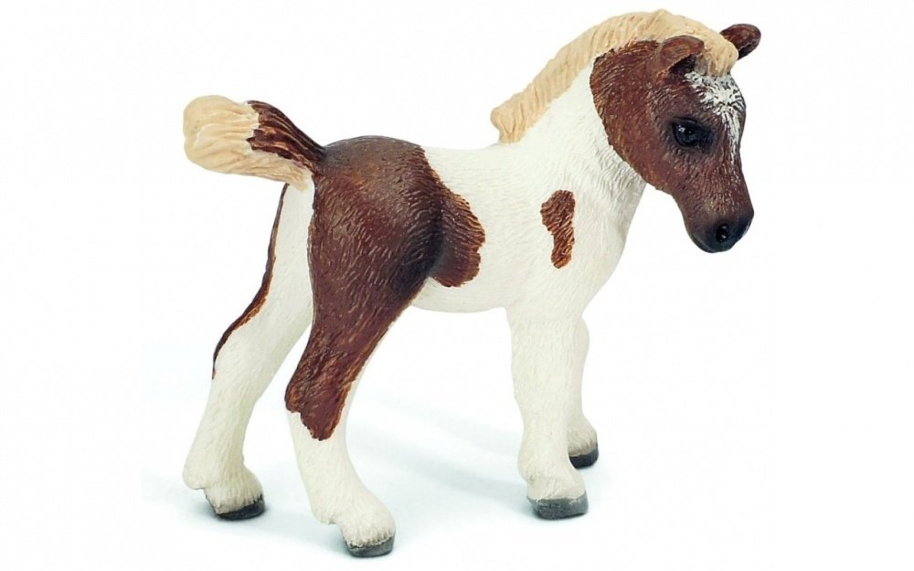 Фигурки животных SCHLEICH фигурки игрушки schleich шетландский пони жеребенок