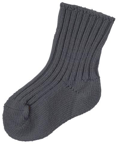 JOHA носки шерсть, цвет серый мелланж, р. 15/18 от olant-shop.ru