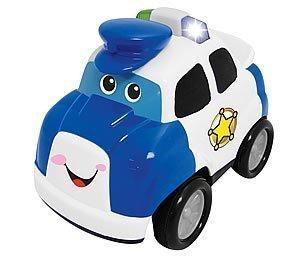 """KIDDIELAND развивающая игрушка """"Полицейский автомобиль"""" р/у"""