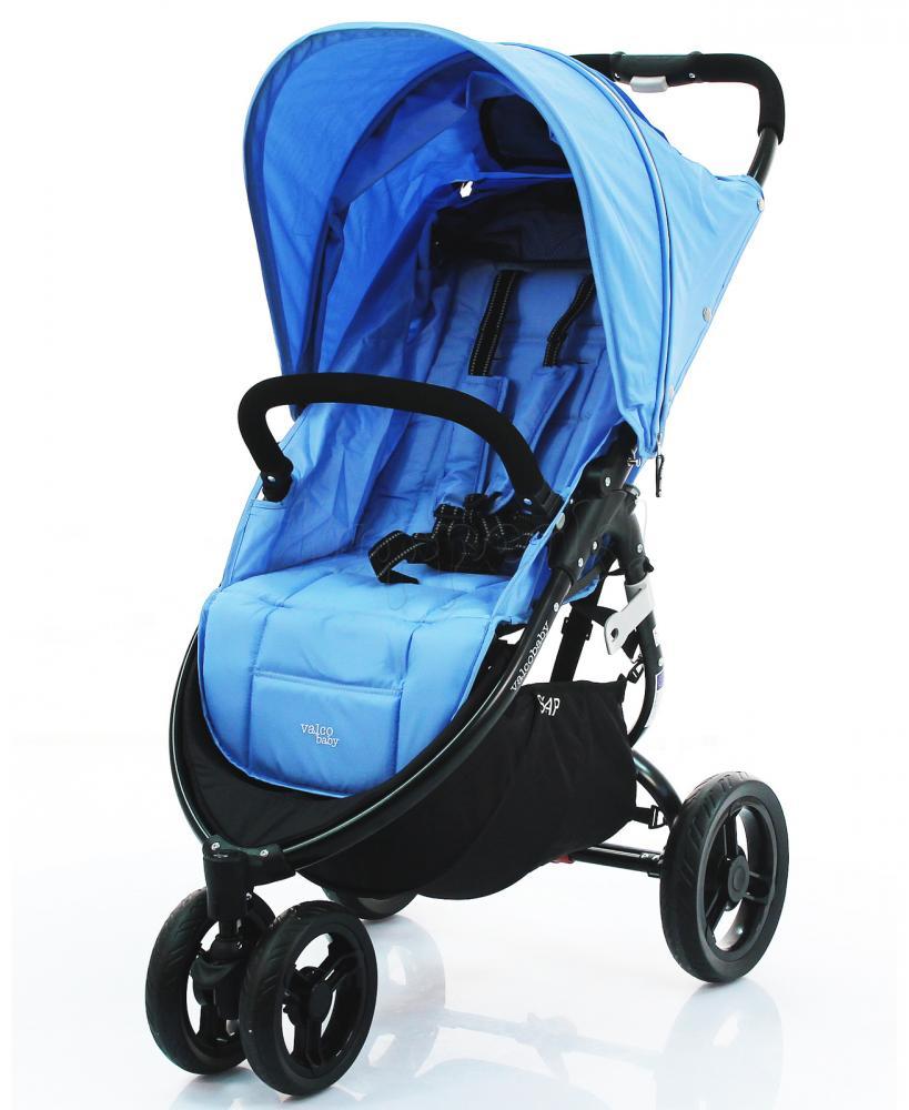 Прогулочные коляски VALCO BABY SNAP коляска baby design baby design прогулочная коляска click 08 pink