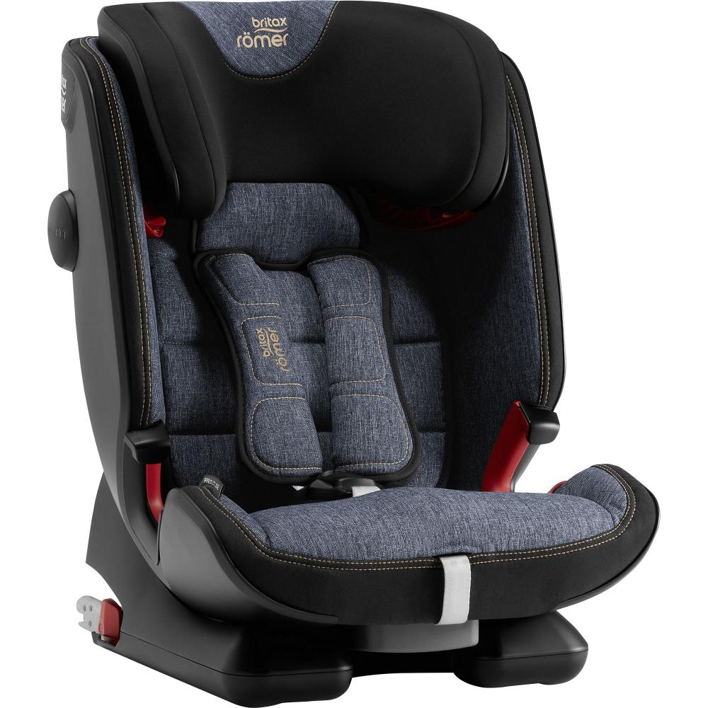 Britax Roemer автокресло Advansafix IV R Blue Marble Highline