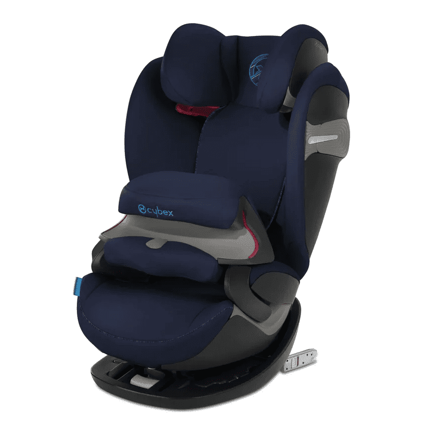 Cybex автокресло Pallas S-Fix Indigo Blue (гр. 2-3)