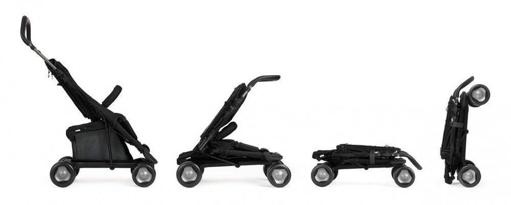 NUNA Детская коляска PEPP LUXX Raspberry