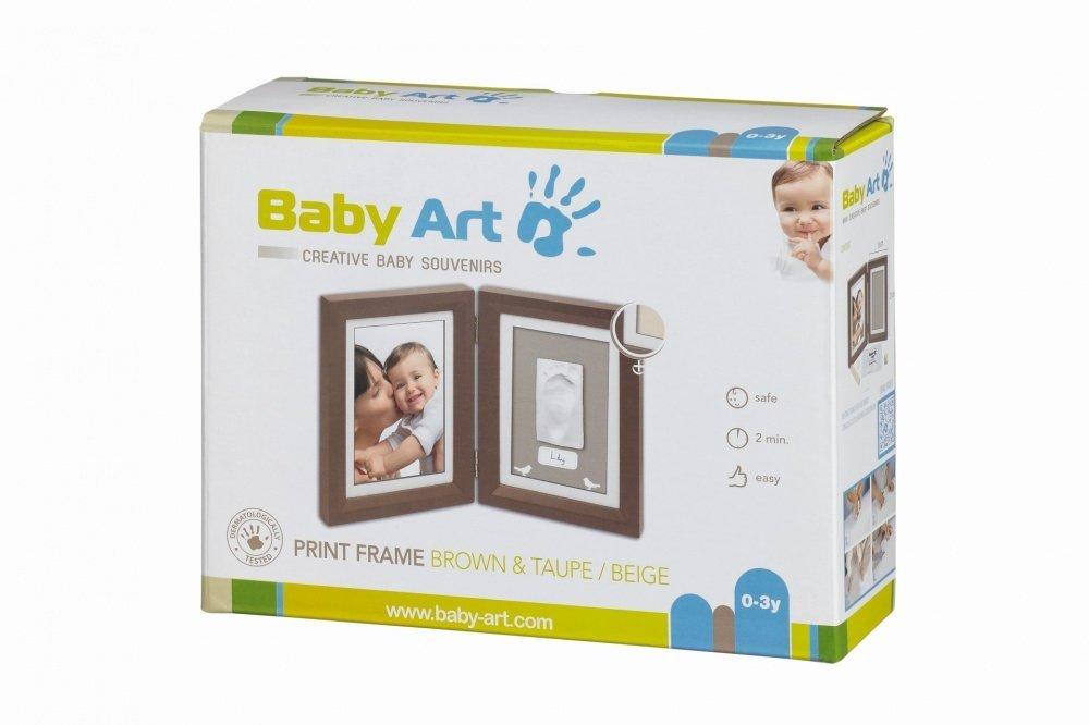 Фоторамки и идеи для подарков BABY ART BABY ART рамочка двойная persian art