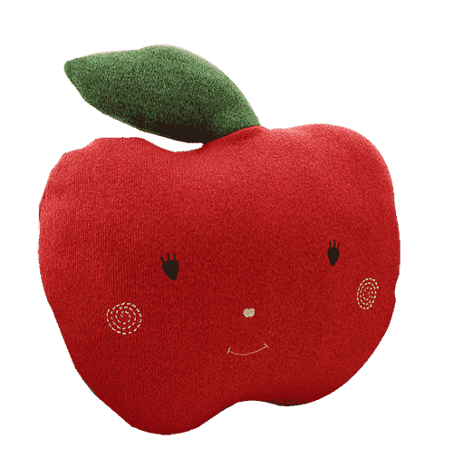 Mimiru подушка Handmade Red Apple
