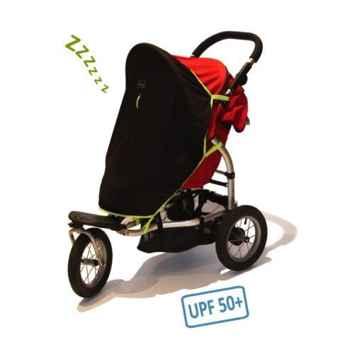 """SNOOZESHADE шторка защитная универсальная """"Классик"""" для детских колясок"""