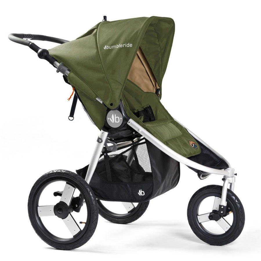 Купить Прогулочные коляски, BUMBLERIDE прогулочная коляска SPEED Camp Green