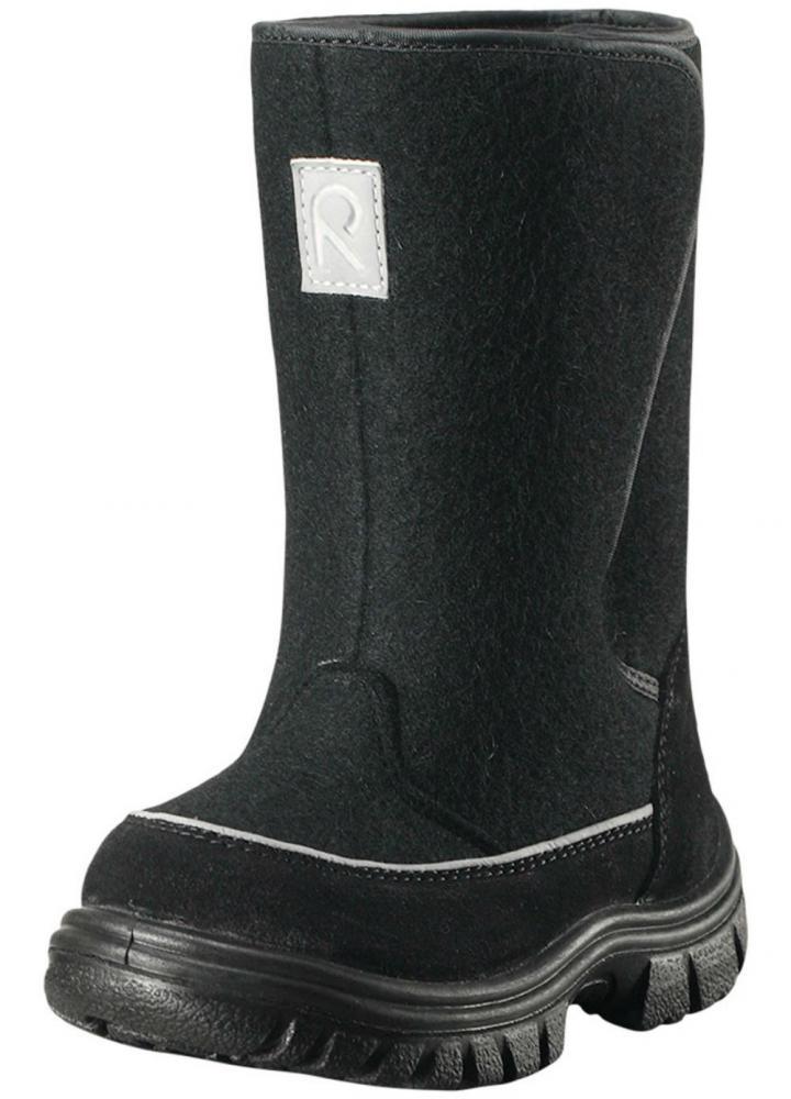 Купить Обувь, носки, пинетки, REIMA сапоги зимние SIBERIA черные р.25