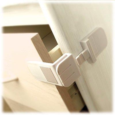 LINDAM угловая защита на выдвижные ящики упак. 2 шт.