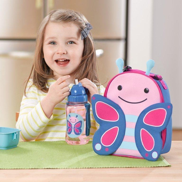 SKIP HOP поильник детский Бабочка