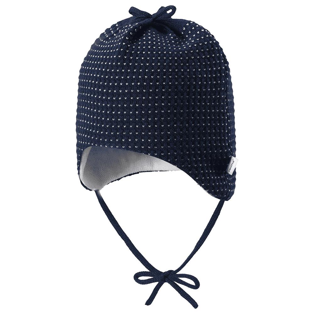 Купить со скидкой Reima baby шапка ujellus синяя р.38/40