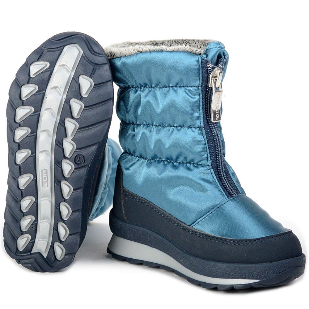 Купить Обувь, носки, пинетки, JOG DOG сапожки детские изумрудные р.24