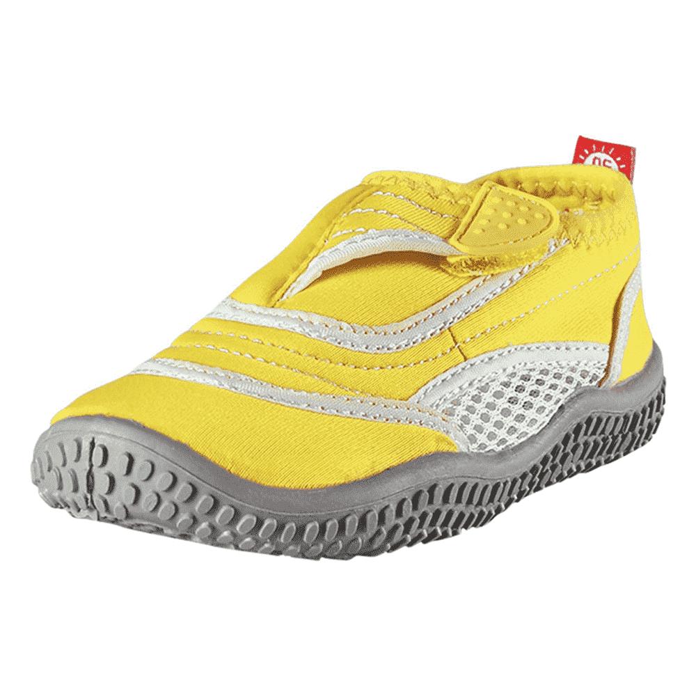 Купить со скидкой REIMA пляжные тапочки Aqua желтые р.26